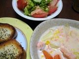 0609夕食.JPG