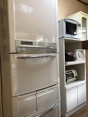20200111 ありがとう冷蔵庫.JPG